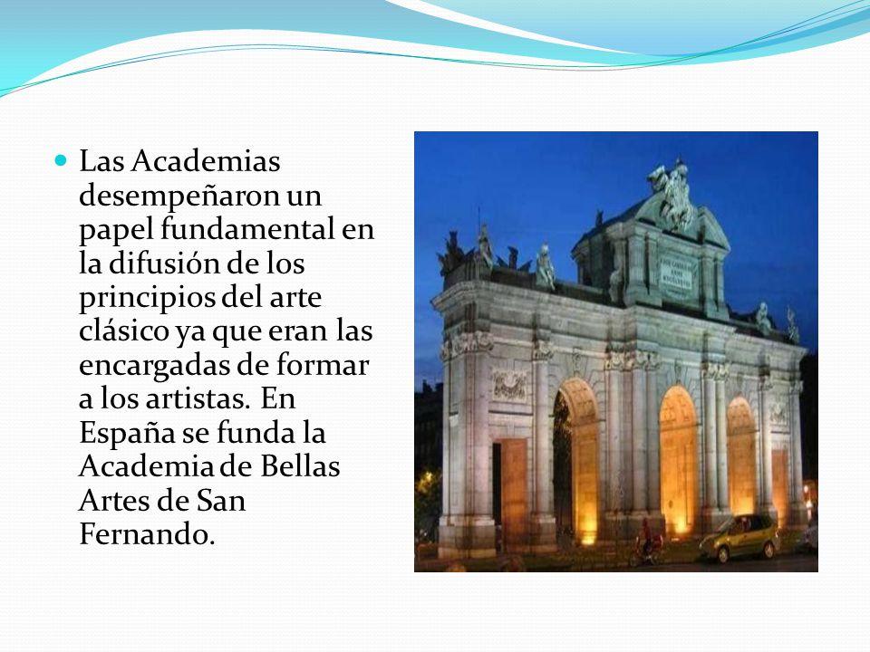 El antiguo Alcázar de Madrid, residencia de los Austrias, había sido destruido por un incendio en 1734.
