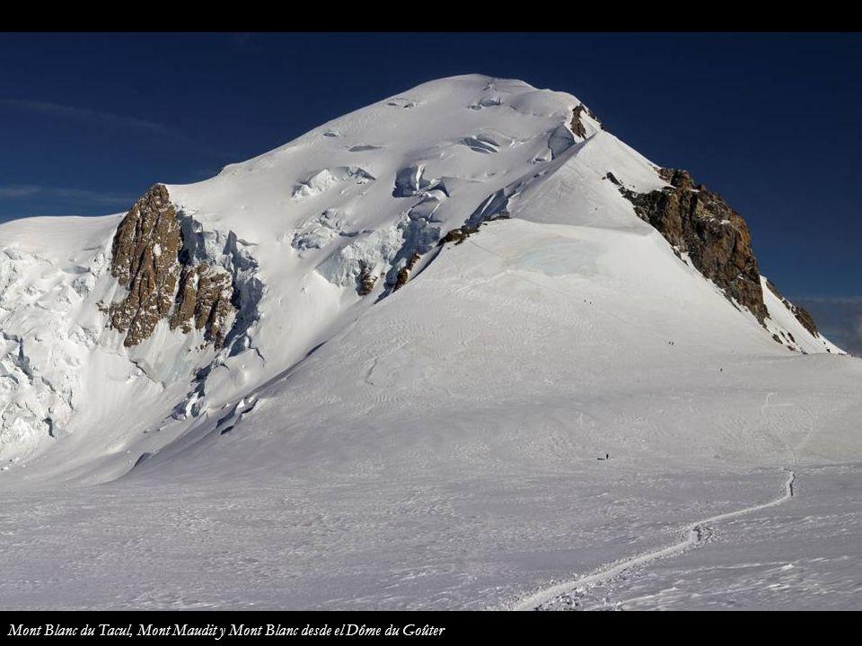 Refugio Vallot (4.362 m)