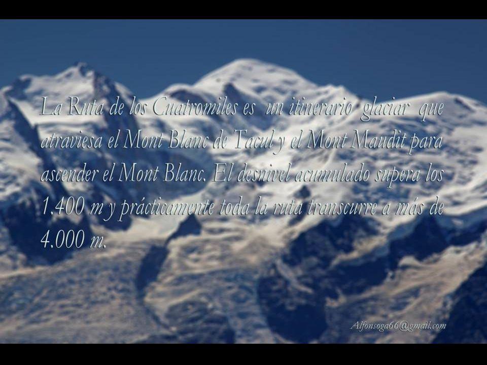 Refugio Requin Refugio Torino Mont Blanc du Tacul Mont Maudit Mont Blanc Refugio des Cosmiques Dôme du Gôuter Refugio de Tete Rousse Montenvers Chamon