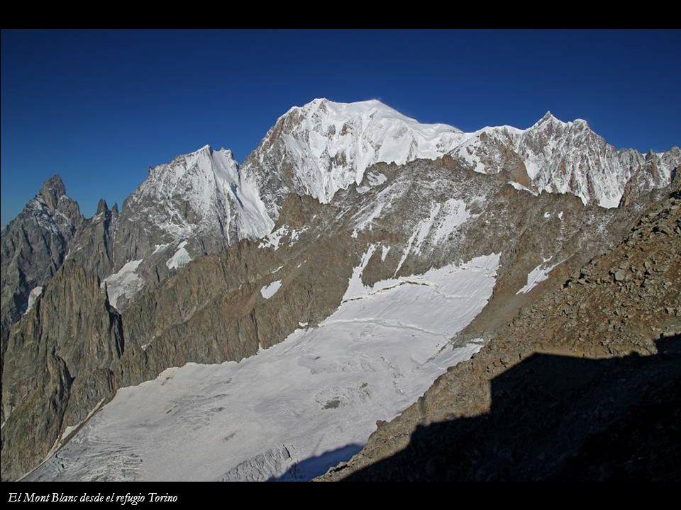 Refugio Torino (3.375 m)