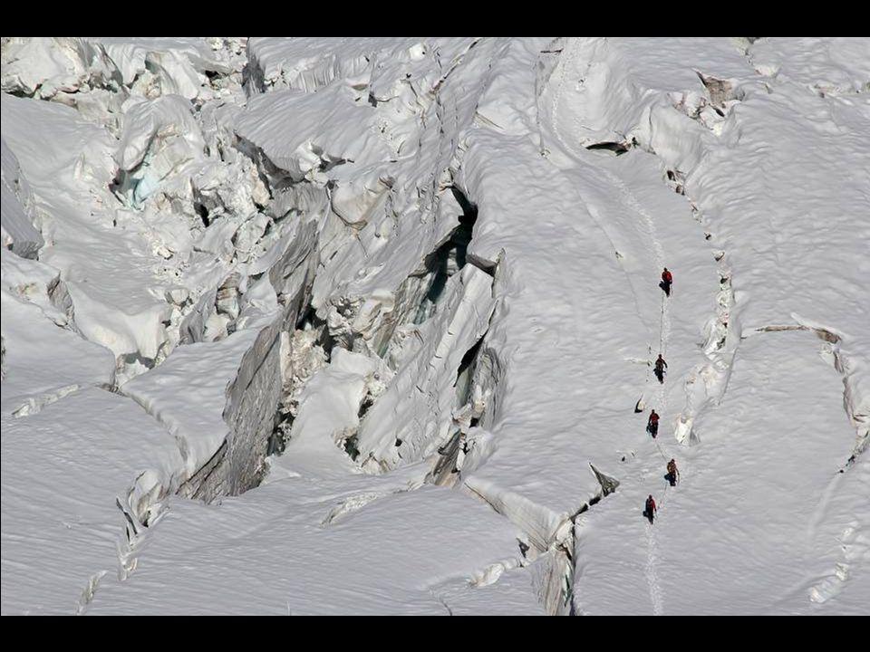 Refugio de Cosmiques Aiguille du Midi