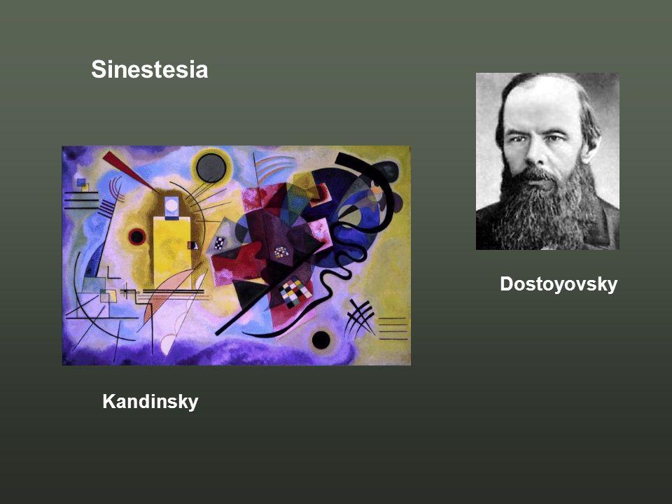 Sinestesia Kandinsky Dostoyovsky