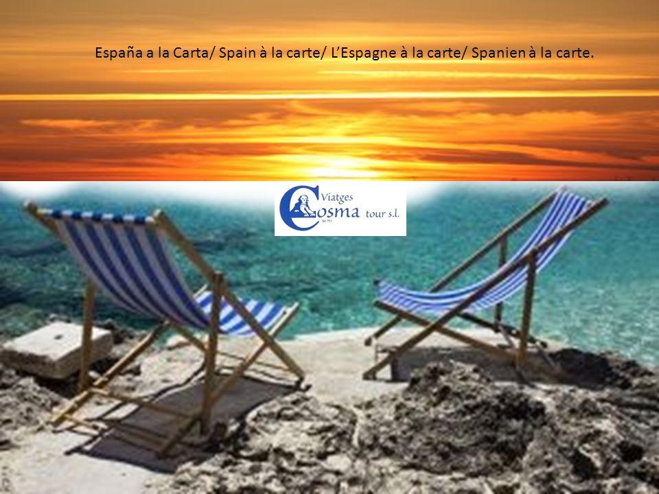- En este Power Point os invitamos a ver algunas rutas que se pueden hacer por España para clientes VIP o para grupos muy selectos a la carta.