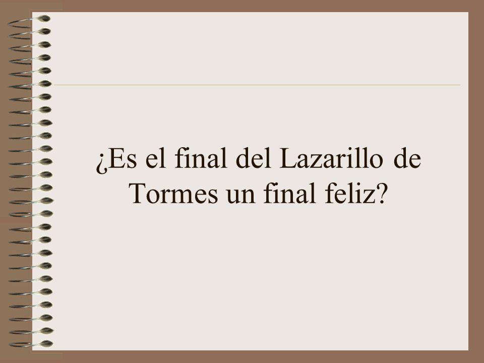 Lazarillo cuenta cuentos Lazarillo es conocido en Toledo por sus apasionantes historias. Los toledanos parecen estimarle mucho. La película sugiere qu