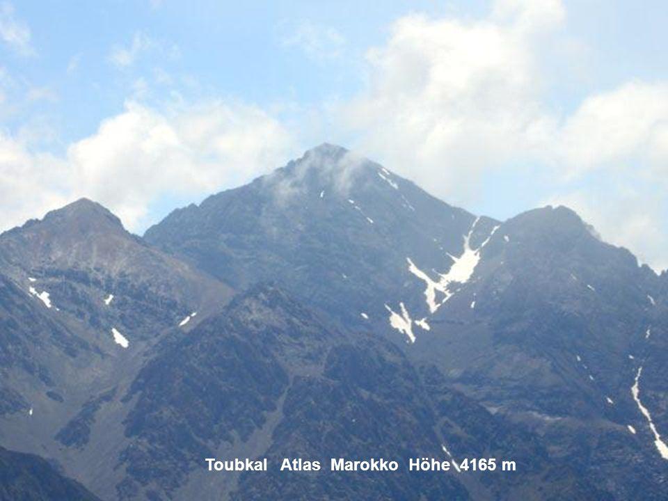 Pico de Teide Teneriffa Höhe 3715 m