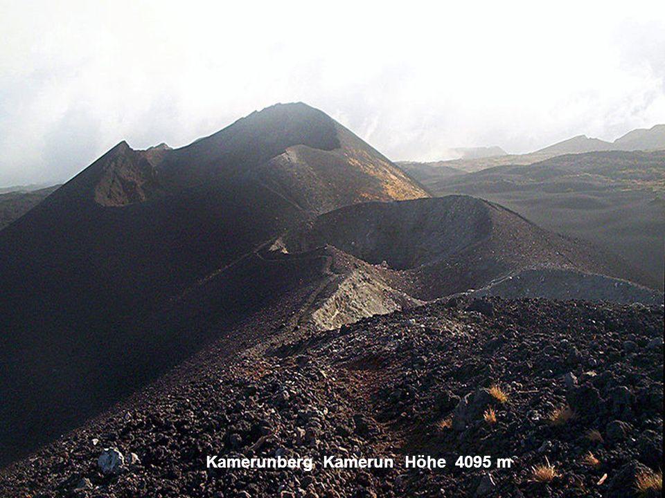 Toubkal Atlas Marokko Höhe 4165 m