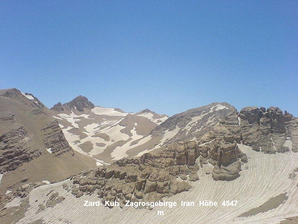Sinai Ägypten Höhe 2285 m