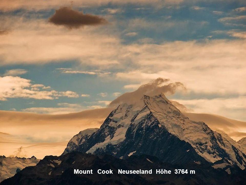 Mount Kosciusko Great Dividing Range Höhe 2228 m