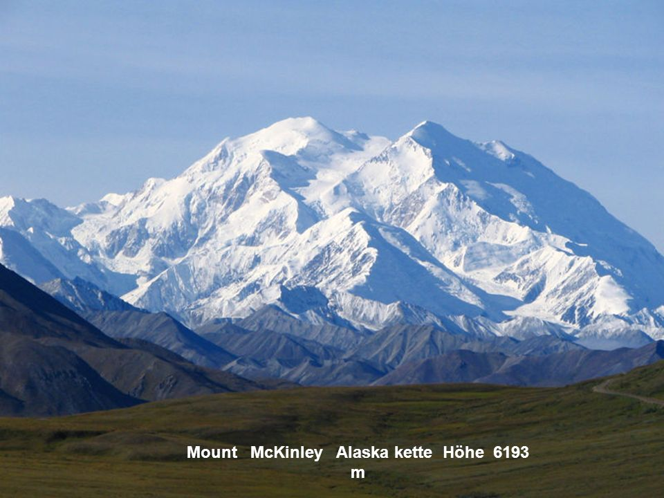 Shishaldin Aleuten Alaska Höhe 2861 m