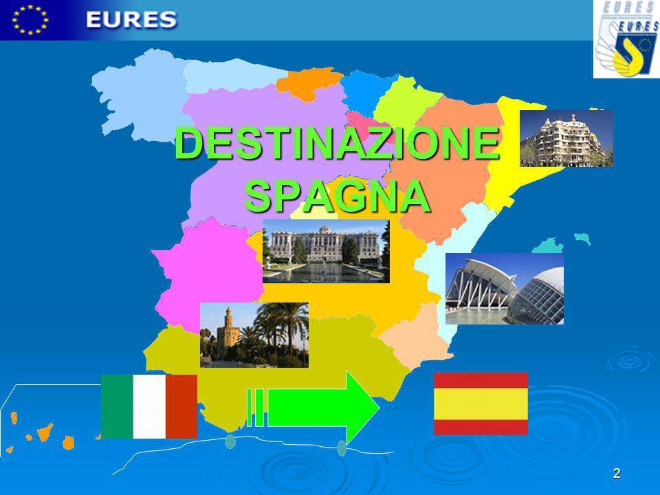 ESPAÑA TORINO 2007 23 CONDIZIONI DI VITA & LAVORO CONDIZIONI DI VITA & LAVORO