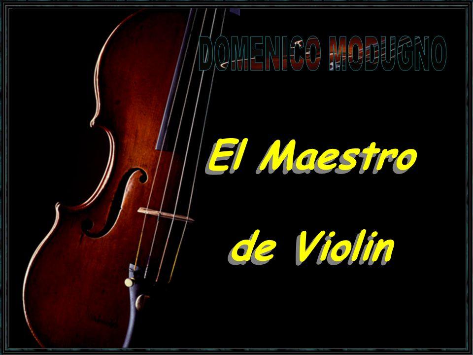 El Maestro de Violin El Maestro de Violin