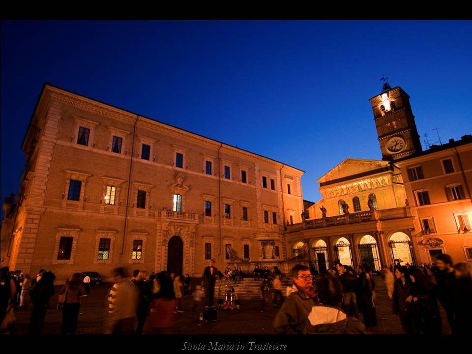 Un pps de Alfonso Galvez www.vitanoblepowerpoints.net Trastevere