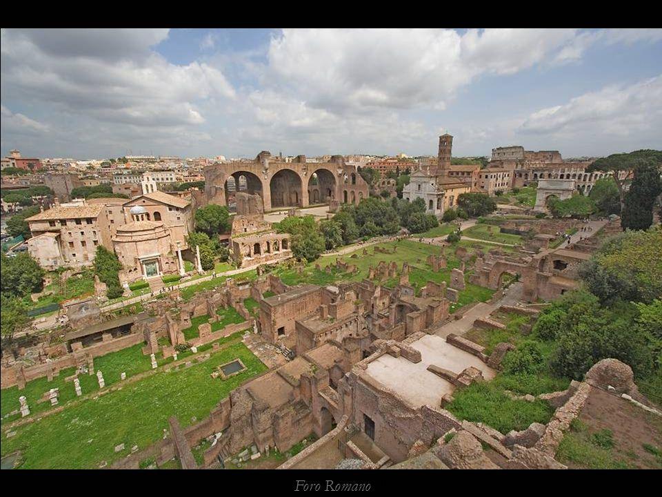 Un pps de Alfonso Galvez www.vitanoblepowerpoints.net Foro Romano