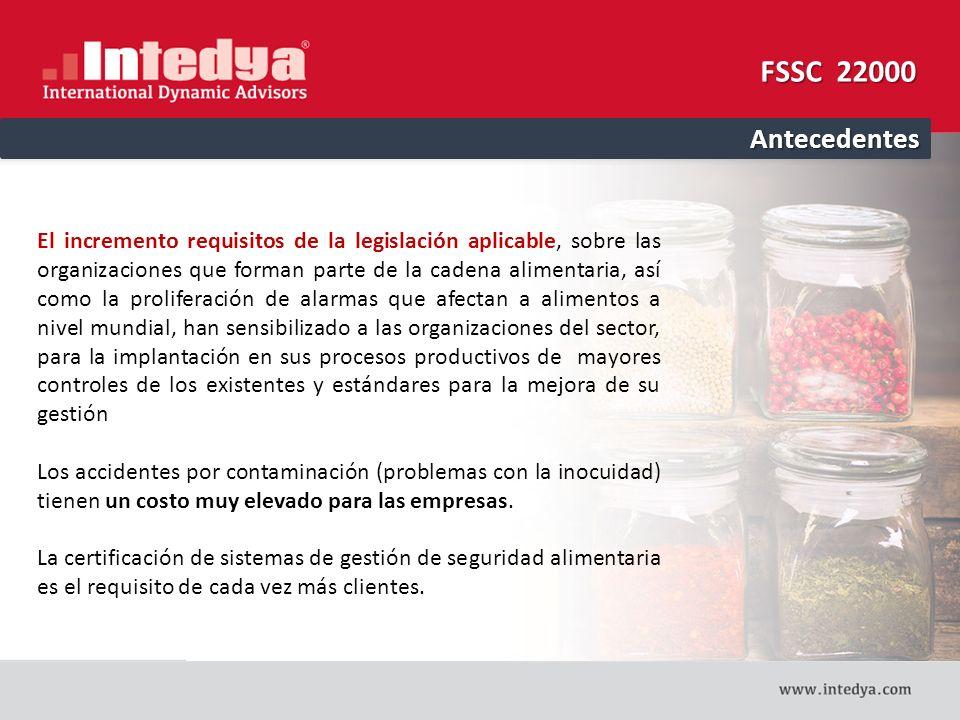 La Iniciativa Mundial de Seguridad Alimentaria (GFSI) es parte del Foro de Bienes para el Consumidor, grupo más influyente del comercio minorista.