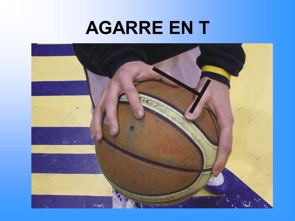 AGARRE EN T