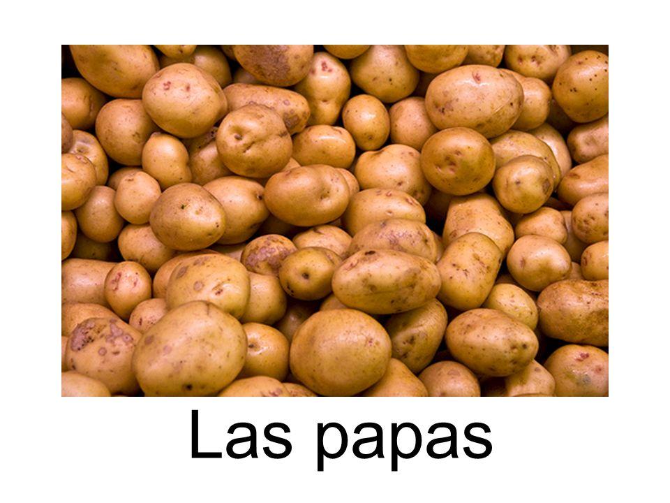 Las papas