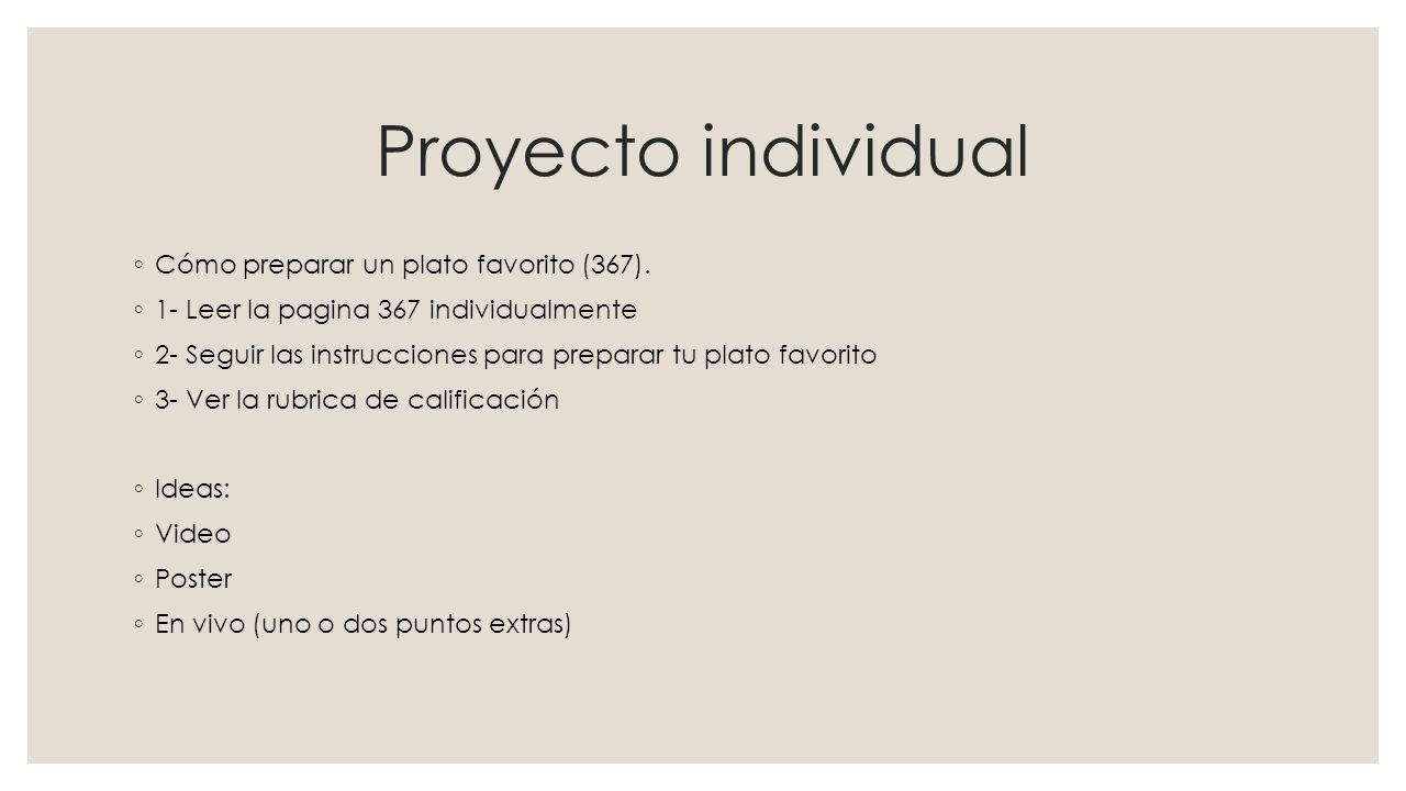 Proyecto individual ◦ Cómo preparar un plato favorito (367).