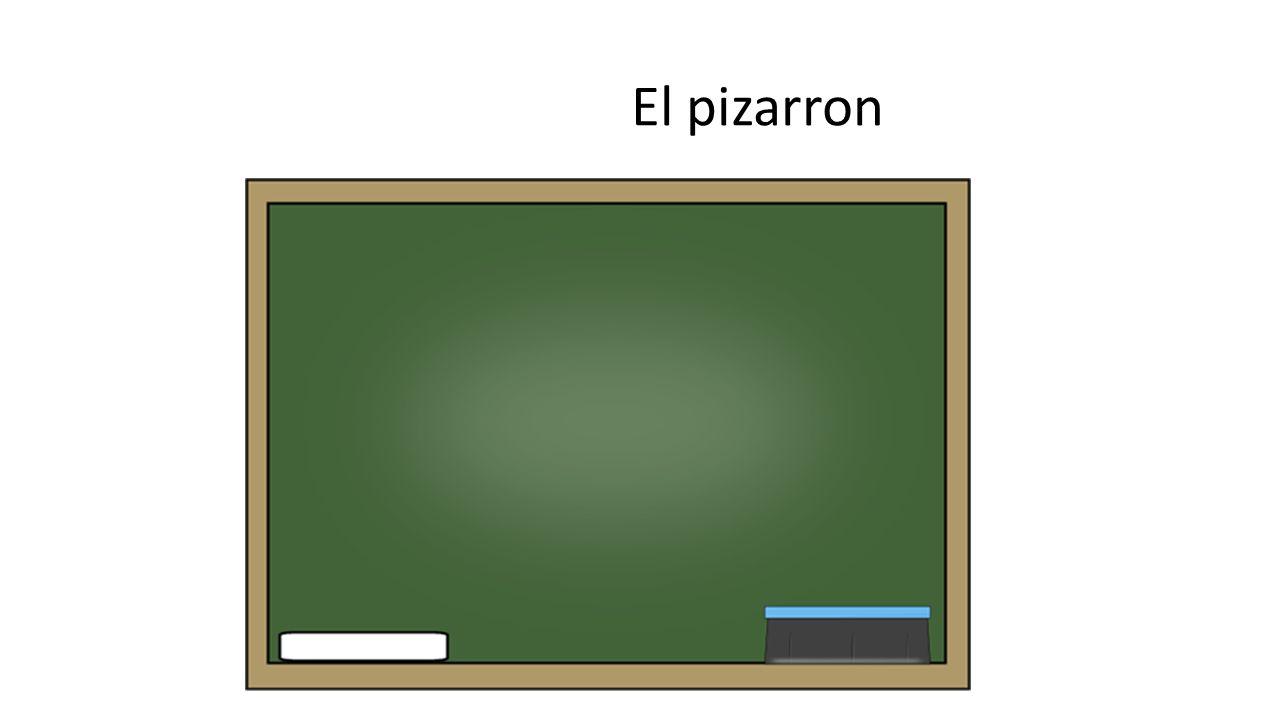 El pizarron