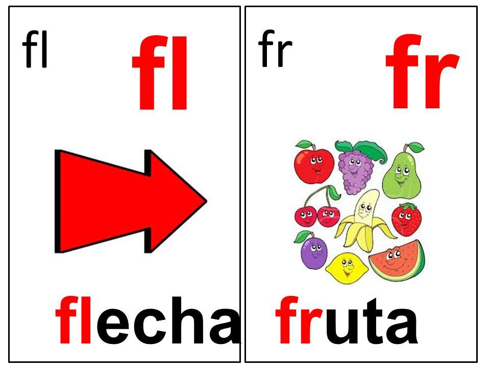fr frutaflecha fl fr fl