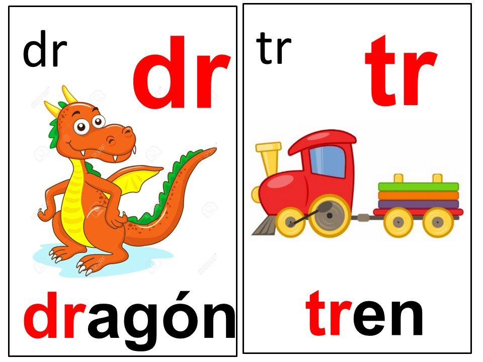 dragón dr tren tr