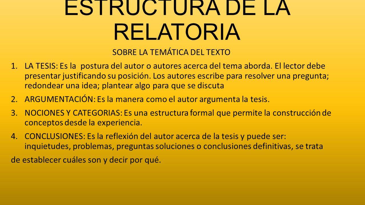 CARACTERÍSTICAS No es un resumen, ni la simple unión de frases tomadas directamente del texto leído.