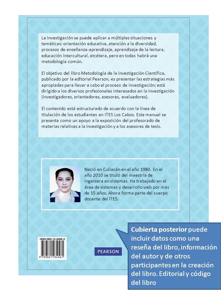 6.1 El libro 6.- LOS TEXTOS ACADÉMICOS El Proceso de Investigación ...