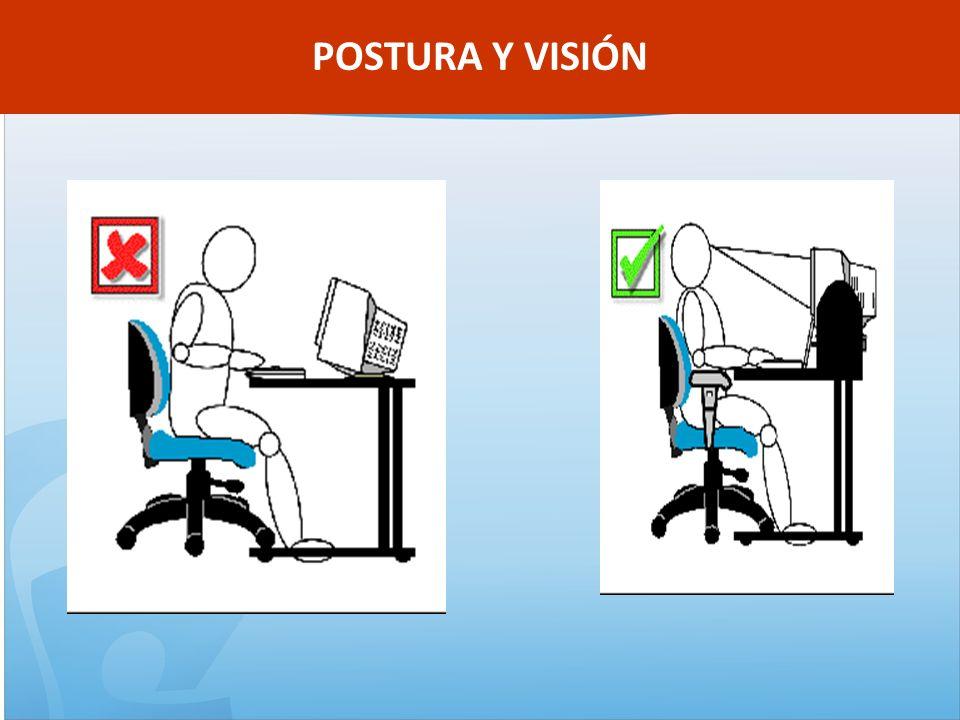POSTURA Y VISIÓN
