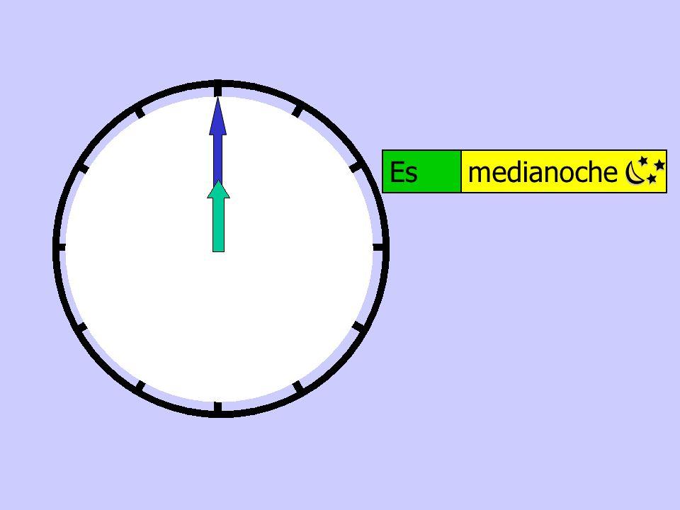 Es Medianoche