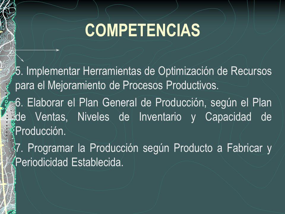 COMPETENCIAS 5.