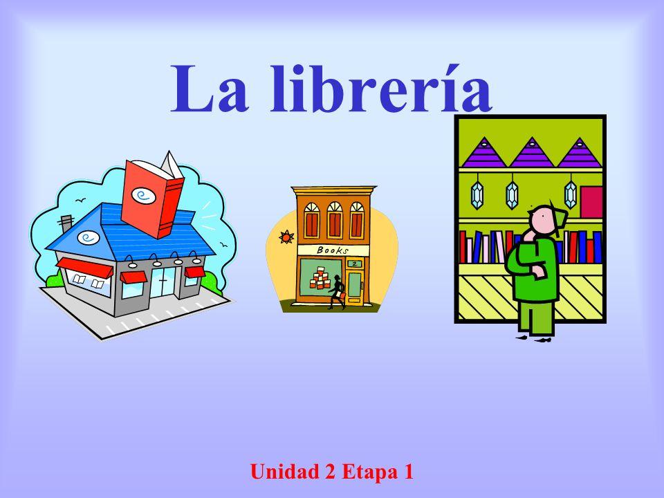 La librería Unidad 2 Etapa 1