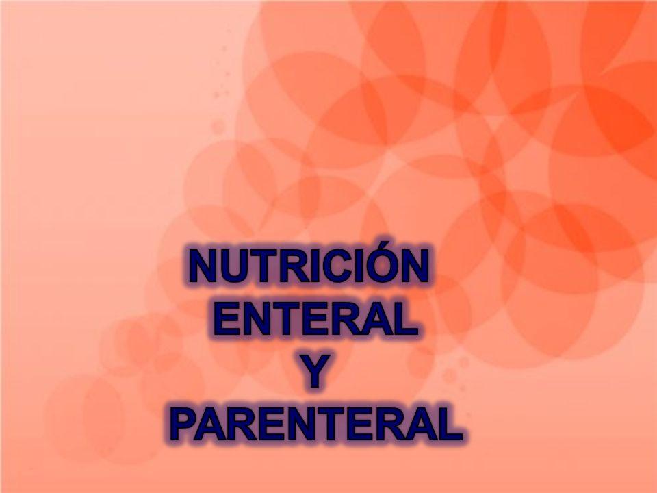 Nutrición Parenteral.Desventajas Complicaciones a largo plazo.