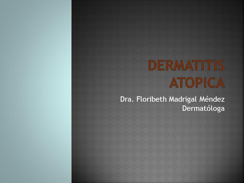 Dra. Floribeth Madrigal Méndez Dermatóloga