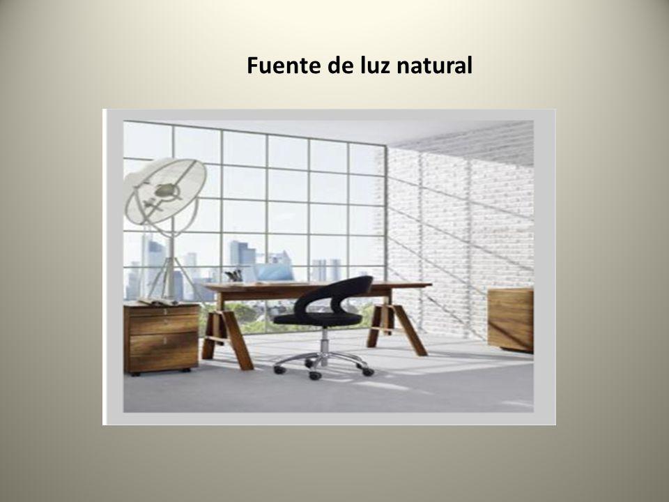 Fuente de luz natural