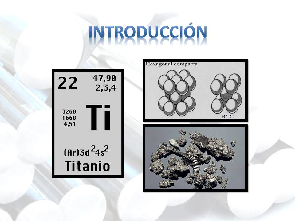 Titanio ti elemento qumico de nmero atmico 22 situado en el 4 ti urtaz Choice Image