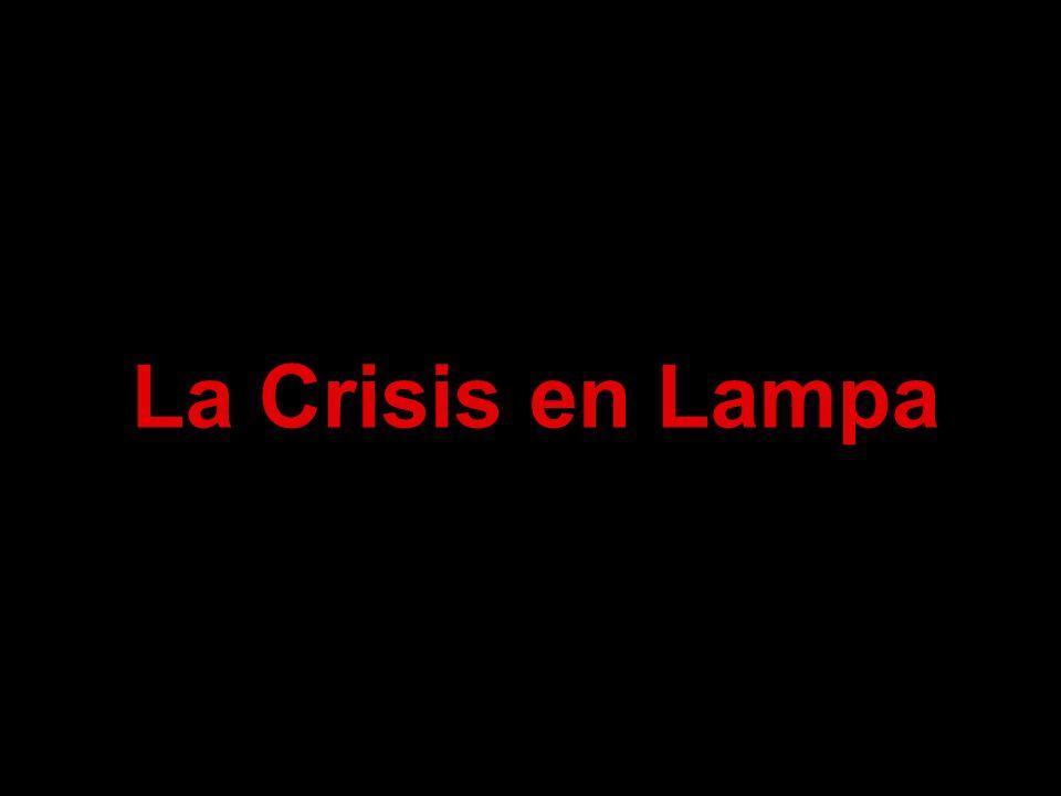 La Crisis en Lampa
