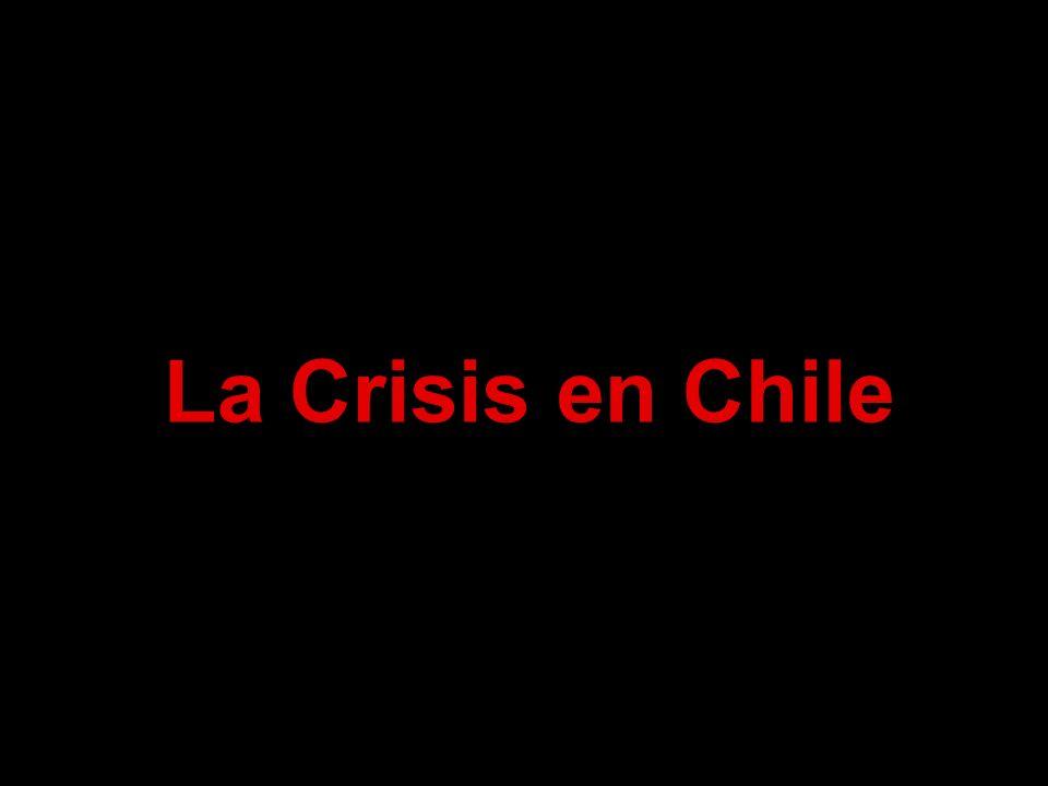 La Crisis en Chile