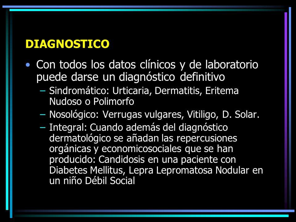 LABORATORIO ORIENTADO Con la idea diagnóstica se ordenarán los estudios de laboratorio y gabinete necesarios para corroborar el diagnóstico.