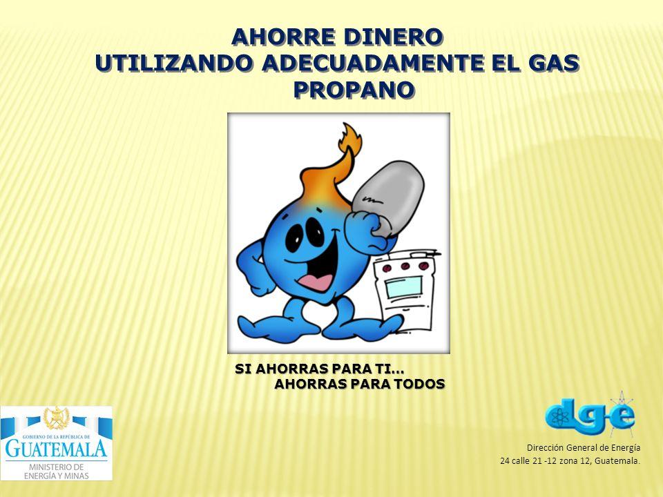 Dirección General de Energía 24 calle 21 -12 zona 12, Guatemala.
