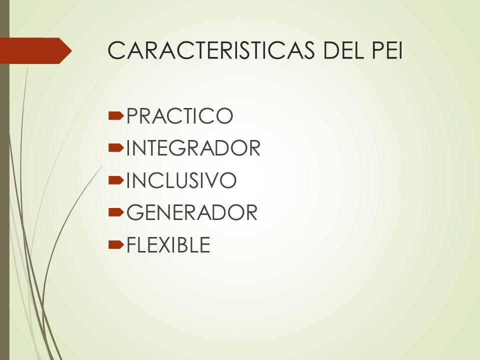 1Sensibilización ¿Por qué es importante la construcción participativa del PEI.