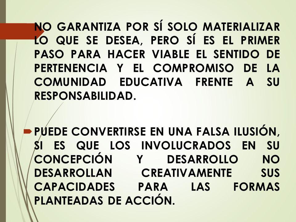 COMPONENTES DEL PEI PROYECTO EDUCATIVO INSTITUCIONAL (PEI) 1.IDENTIDAD 2.DIAGNOSTICO 3.PROPUESTA PEDAGÓGICA 4.PROPUESTA DE GESTIÓN