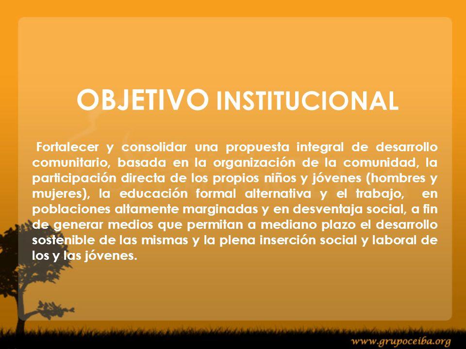 Grupo Ceiba Empresa Educativa PROGRAMA JUVENIL DE CAPACITACIÓN Y ...