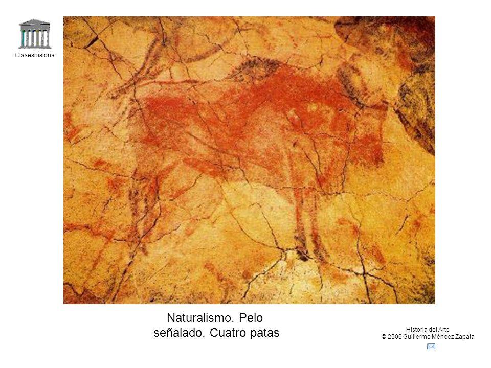 Claseshistoria Historia del Arte © 2006 Guillermo Méndez Zapata Naturalismo.