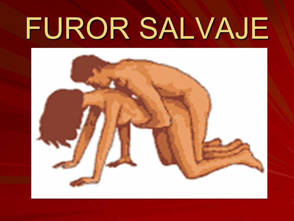 FUROR SALVAJE