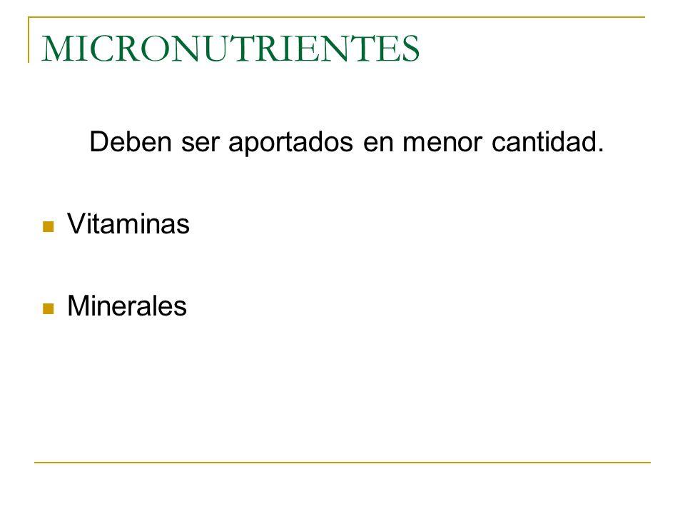 TABLA DE VITAMINAS Y MINERALES. - V.