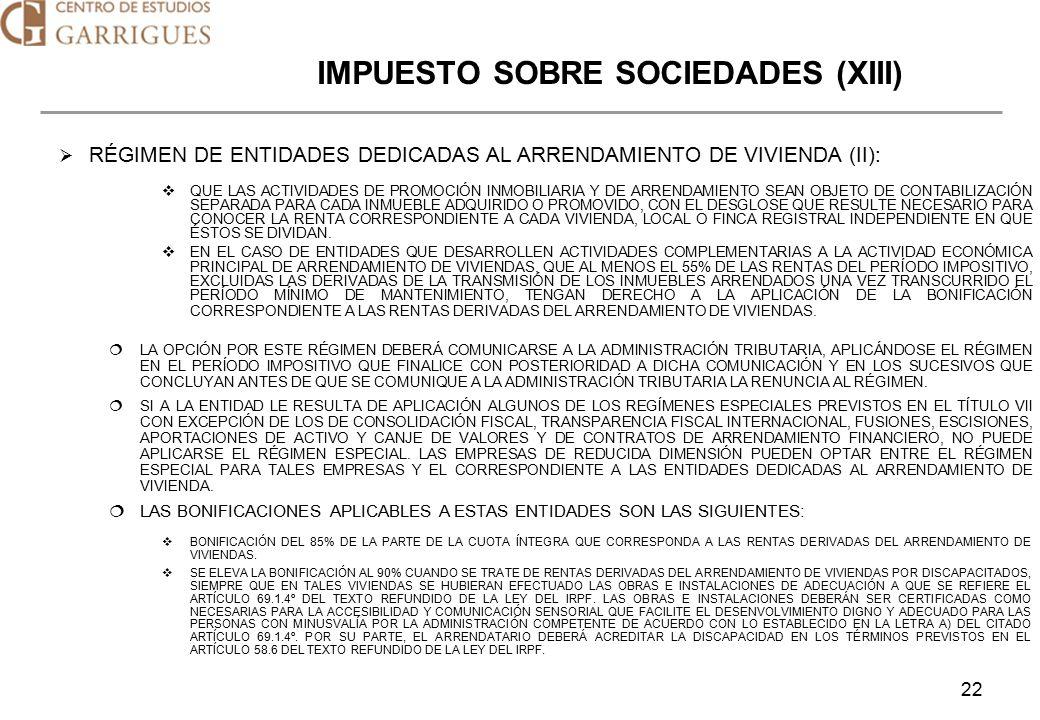 FISCALIDAD INMOBILIARIA DOCUMENTACIÓN COMPLEMENTARIA. - ppt descargar