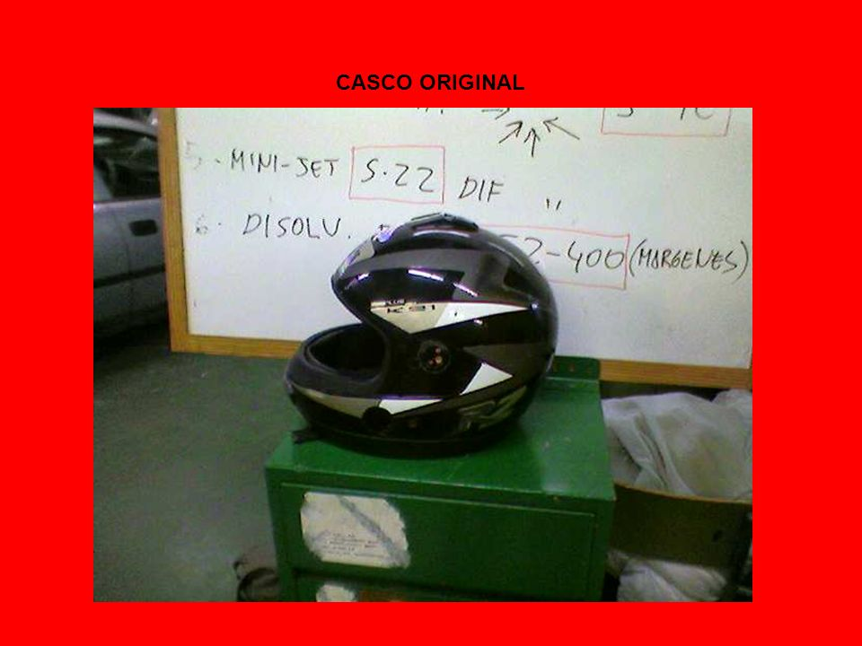 CASCO ORIGINAL