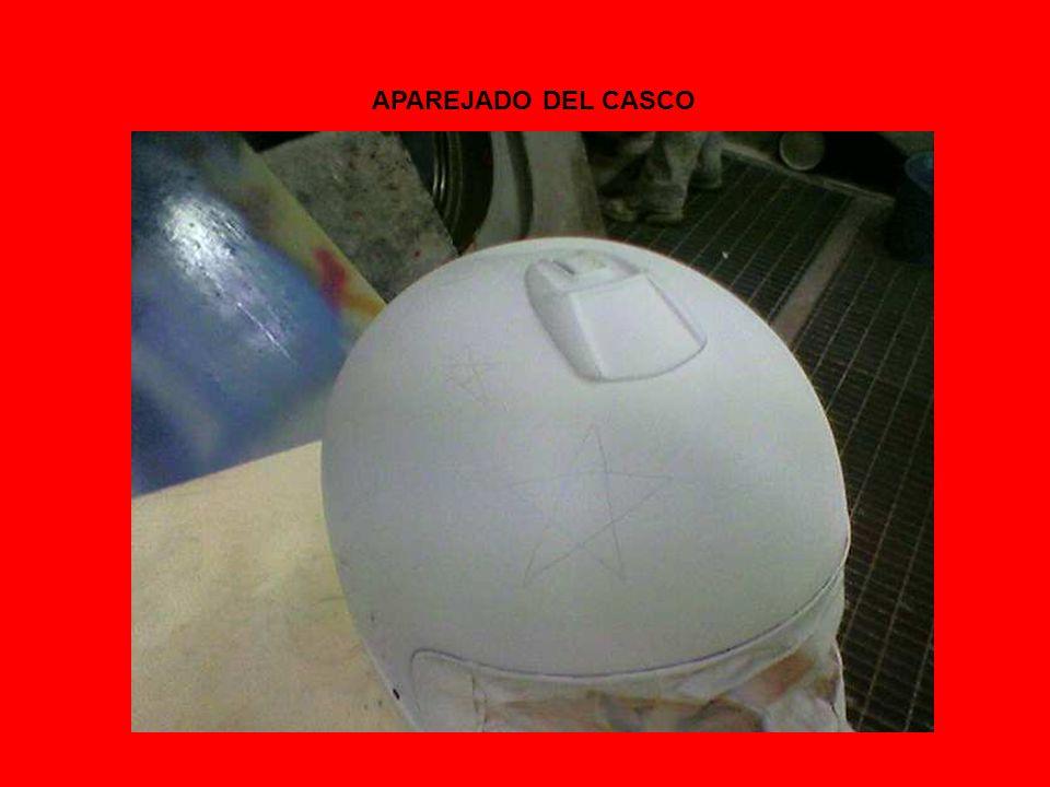 APAREJADO DEL CASCO
