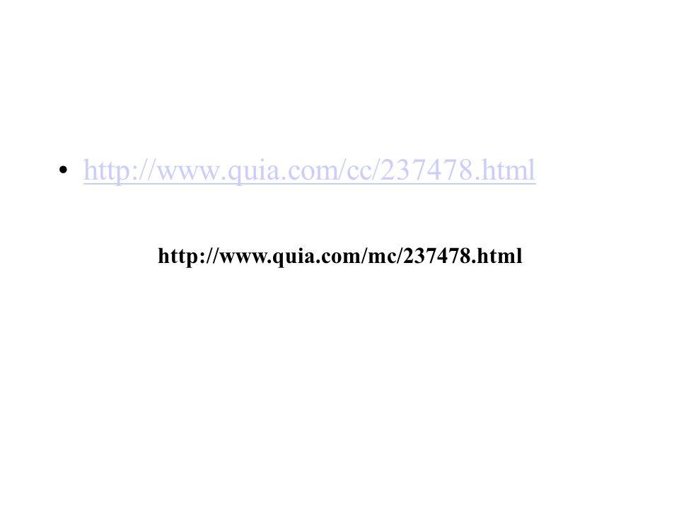 http://www.quia.com/cc/237478.html http://www.quia.com/mc/237478.html
