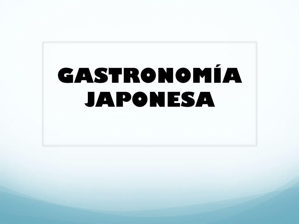 Japón es un país con una gran variedad de alimentos.