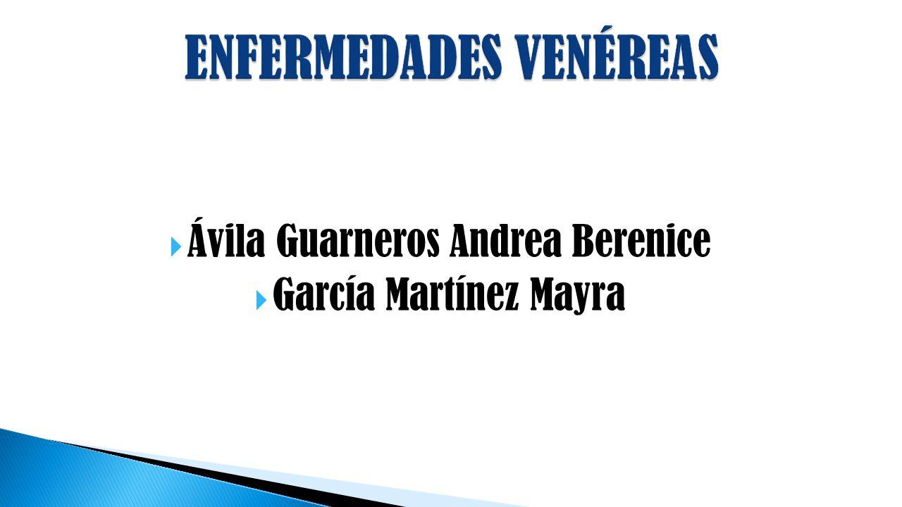  Ávila Guarneros Andrea Berenice  García Martínez Mayra